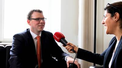 Interview mit dem rbb-Inforadio  - Interview mit dem rbb-Inforadio